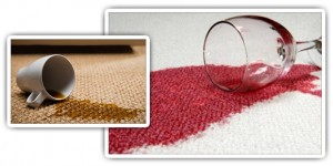 Carpet, Upholstery Stains Removal