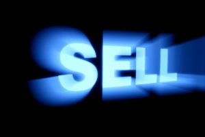 abstract sell glow sign in dark